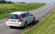 The Volvo V70 DRIVe has a CO2 emissions rating of 119 g/km.